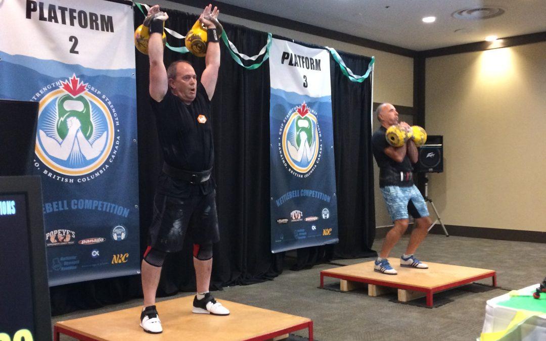 The Underlying Health Benefits of Kettlebell Sport